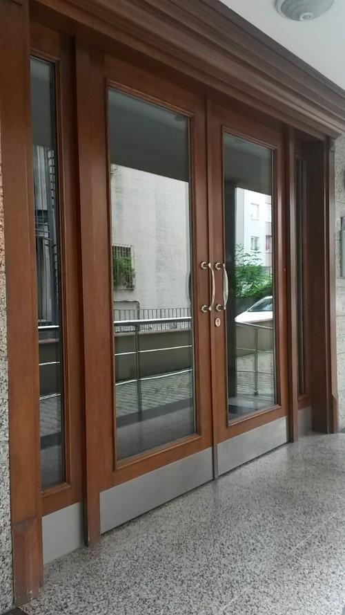 Dış Kapılar ve Havalandırma Kapıları